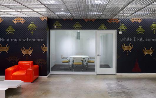 jwt-广告公司室内设计