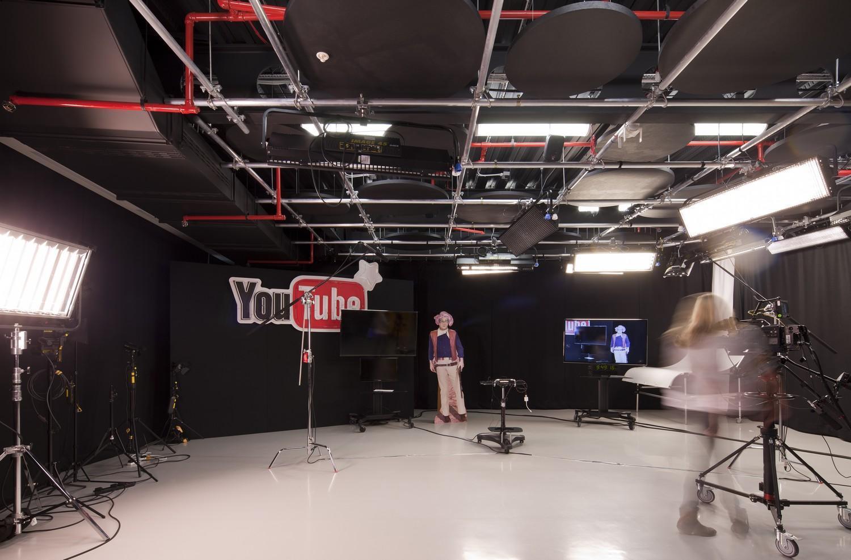 时尚办公网|办公设计|设计欣赏|youtube公司伦敦创意