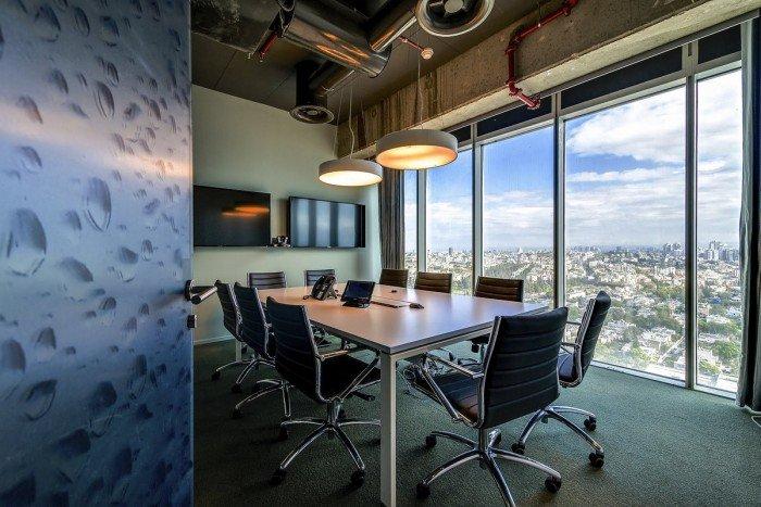 谷歌会议室设计
